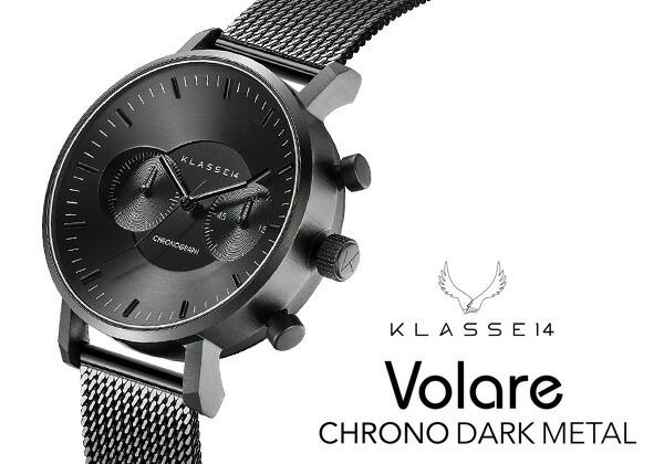 KLASSE14 VOLARE DARK METAL 42mm
