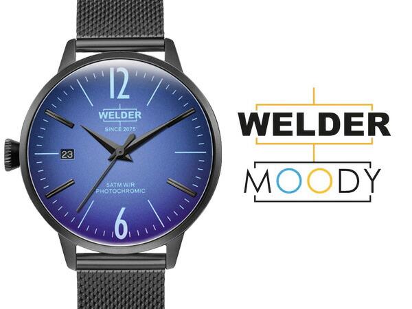 WELDER MOODY/ウェルダー ムーディー 36mm  偏光ガラス WRC718 WRC720  WRC723 WRC724 WRC728