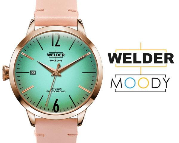 WELDER MOODY/ウェルダー ムーディー 38mm  偏光ガラス WRC107 WRC108 WRC110