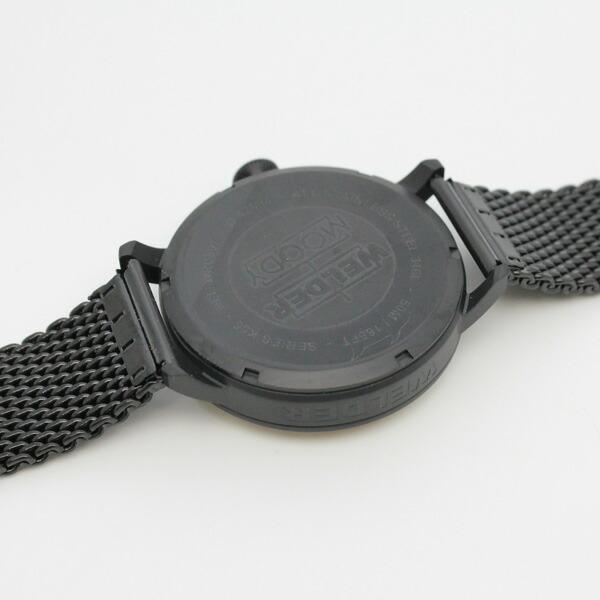 腕時計 WELDER MOODY ウェルダー ムーディー WRC807 42mm 偏光ガラス メッシュベルト 三針