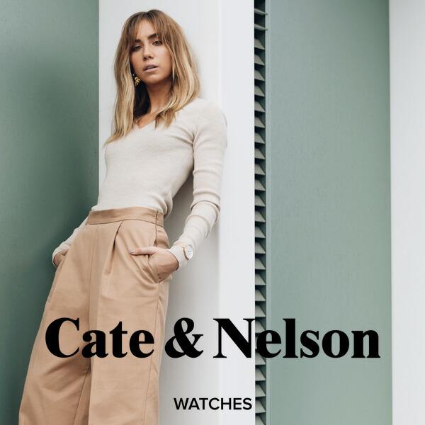 ケイト&ネルソン スウェーデン