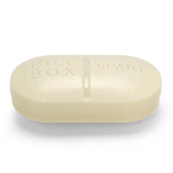 ピルケース 薬入れ pillbox カプセルタイプ