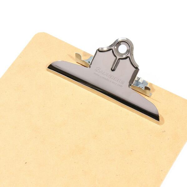 SUANDERS  CLIP BOARD クリップボード レター ハードボード クリップボード Letter Size