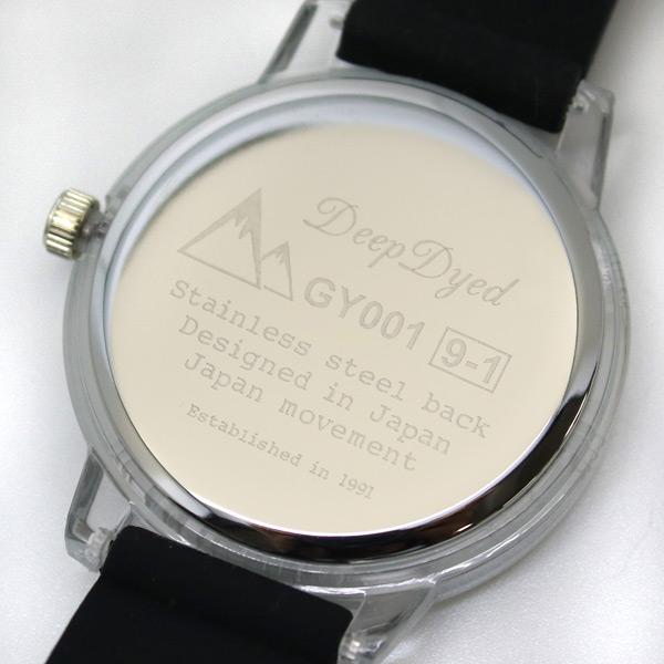 Deep Dyed クレコン GY001 腕時計 メンズ レディース