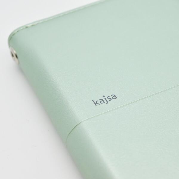 Kajsa カイサ iPhone 8Plus/7Plus/6Plus/6SPlus Luxe Folio Case リュクス フォリオ ケース カバー