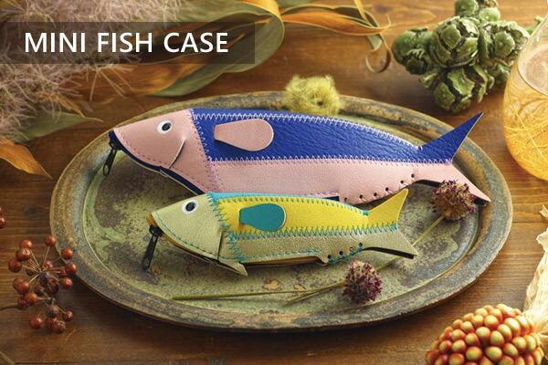MINI FISH CASE ミニフィッシュケース 魚