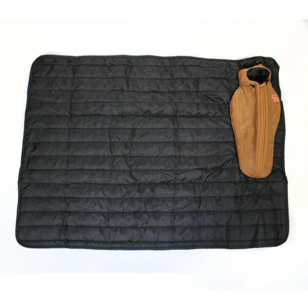 クッション ブランケット 寝袋 防寒 リバーシブル