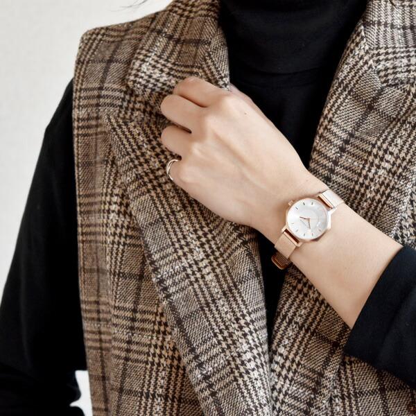KLASSE14 Volare OKTO MOP オクト マザーオブパール 28mm レディース 腕時計