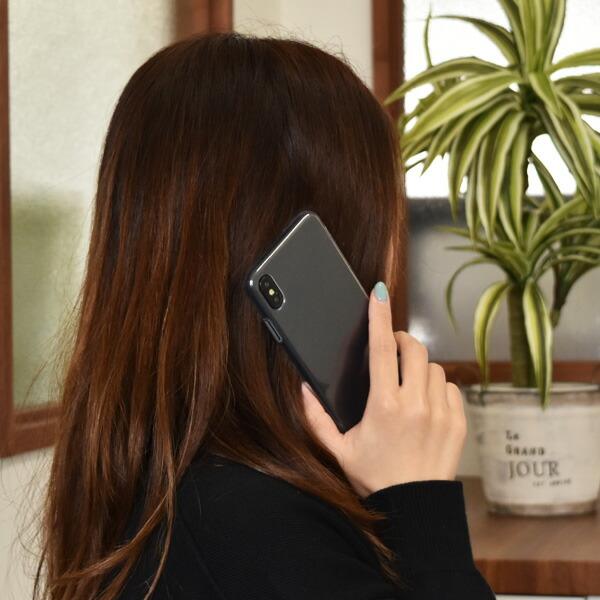 PLAFIT It's SIMPLE iPhoneXSMax プラフィット クリア