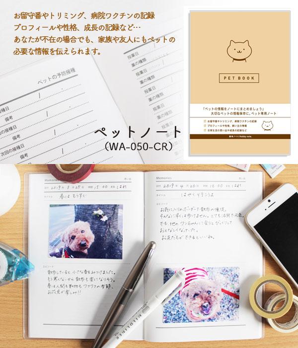 趣味ノート パン ペット ラーメン 映画 美術館