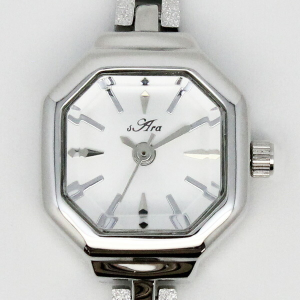 nattito ブラス八角 ST073 腕時計 レディース