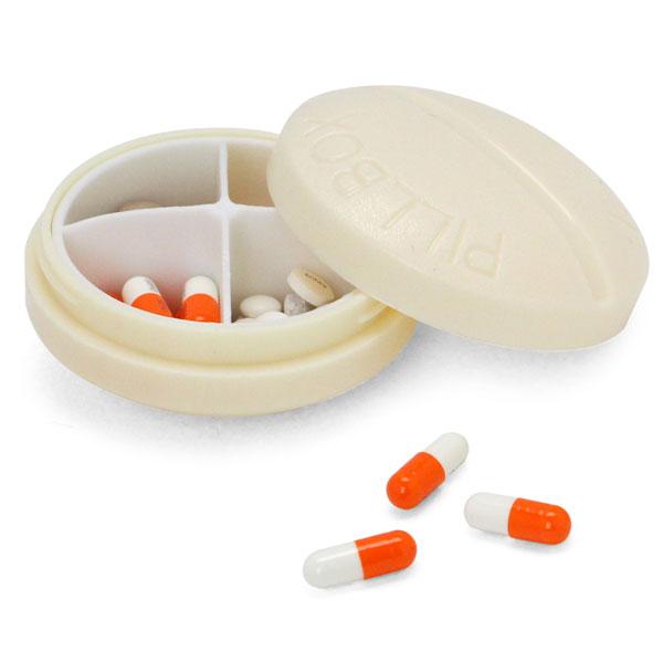 ピルケース 薬入れ pillbox タブレットタイプ