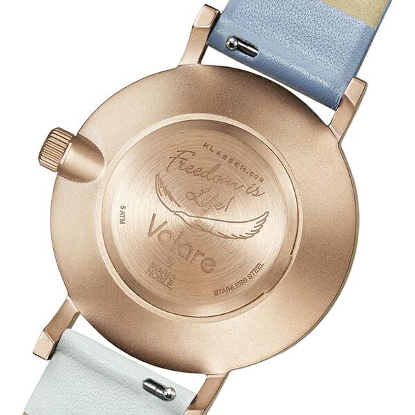 KLASSE14 2019 SKY  Collectio レザーベルト 36mm レディース 腕時計