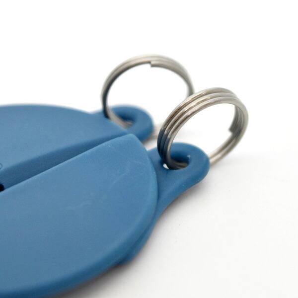 bobino ボビーノ ZIPPER CLIP ジッパークリップ 2個セット 飛散防止 盗難防止
