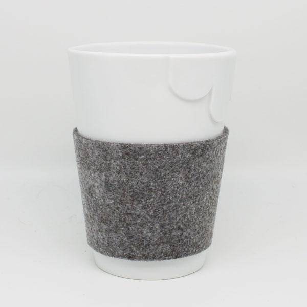 ドロリのコップ 食器 磁器 キッチン雑貨