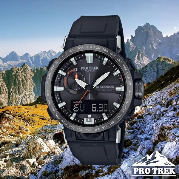 プロトレックPRW-60Yの商品サムネイル