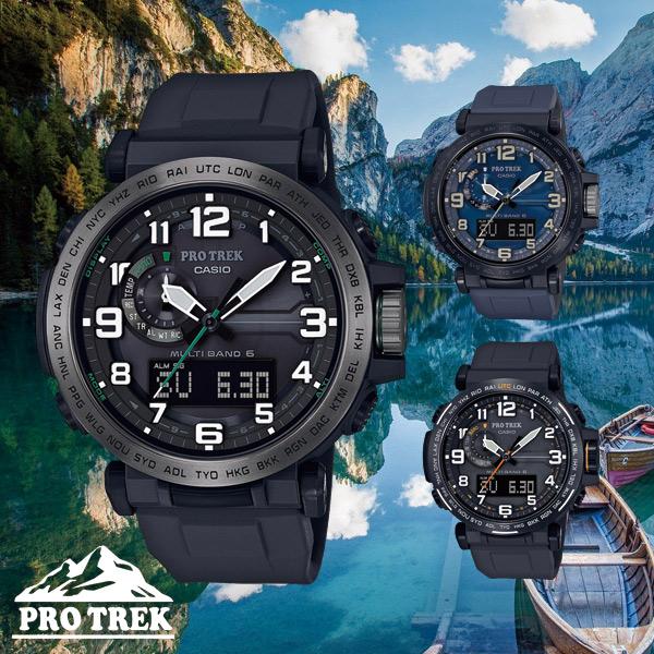 プロトレックPRW-6600Yの商品サムネイル