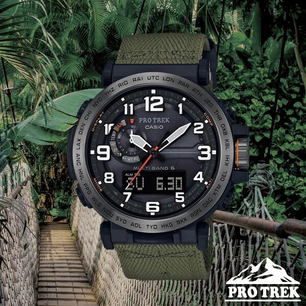 プロトレックPRW-6600YBの商品サムネイル