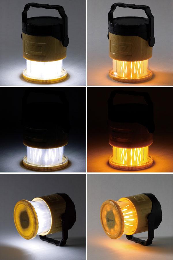 LED FLAME LANTERN ランタン ランプ ライト