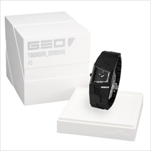 ZERONE/ゼロワン 【GEO/澁谷忠臣】ボーイズ腕時計 専用BOX