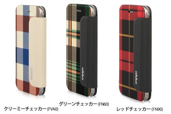 【ahha/アハ】iPhone6 ケース 手帳 ROLLAND VIEW Flip Case 4.7inc フリップケース 手帳型