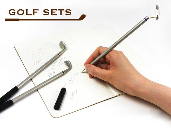 GOLF SETS /ゴルフセット ペンセット