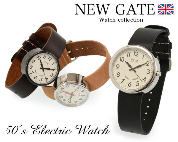 NEW GATE 50's electric 腕時計