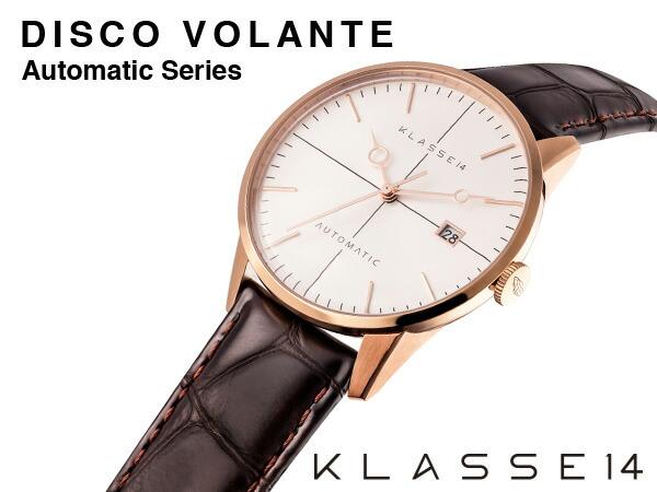KLASSE14 DISCO VOLANTE ��ư���ӻ��� �����ȥޥƥ��å� DI15RG001M