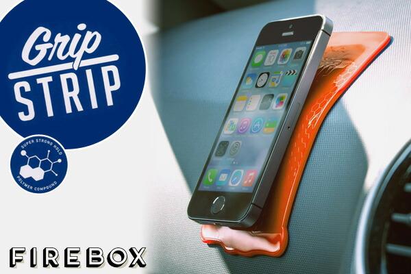 【FIRE BOX】Grip STRIP 吸着ジェル・パッド