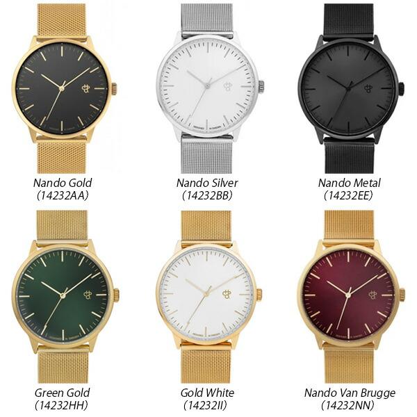 CHEAPO チーポ スウェーデン 北欧 人気 腕時計 nando