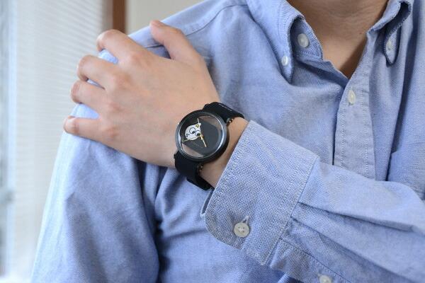 VOLARE SILVER 36mm レディース 腕時計