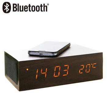 Bluetooth アラーム・クロック・スピーカー・ボックス
