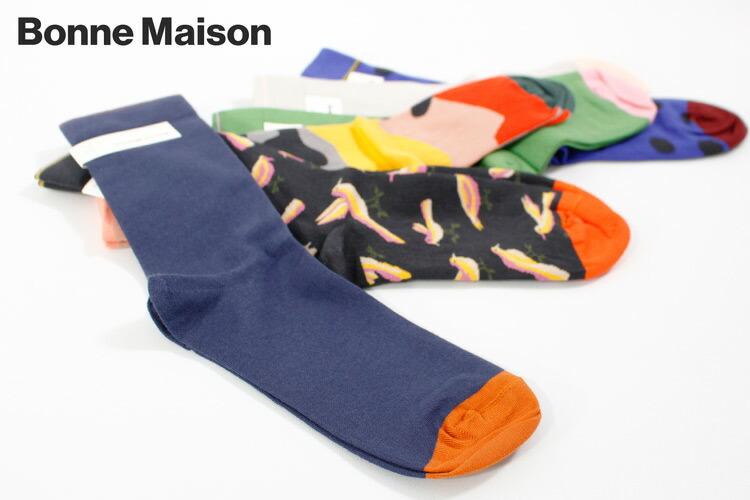 Bonne Maison ボンヌメゾン 靴下