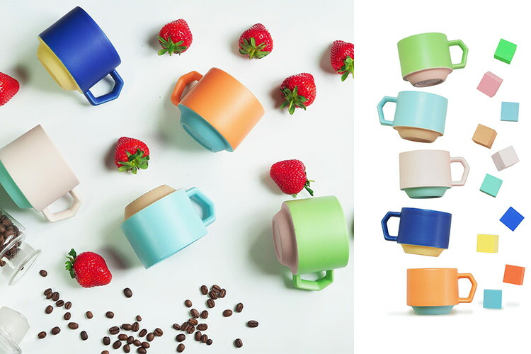 CHIPS STACK MUG LIMITED COLOR 280ml チップス スタックマグ 限定色