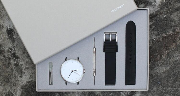 INSTRMNT 腕時計 特徴