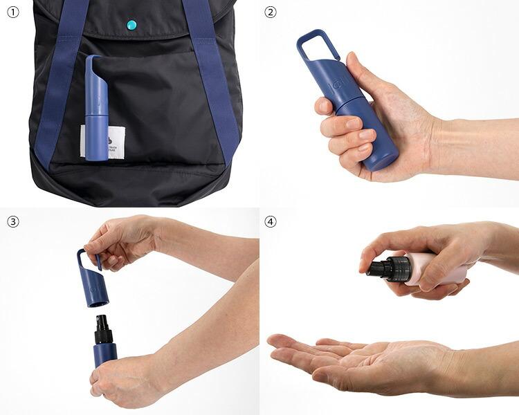 Jolli Spray ジョリー スプレー 携帯用スプレーボトル