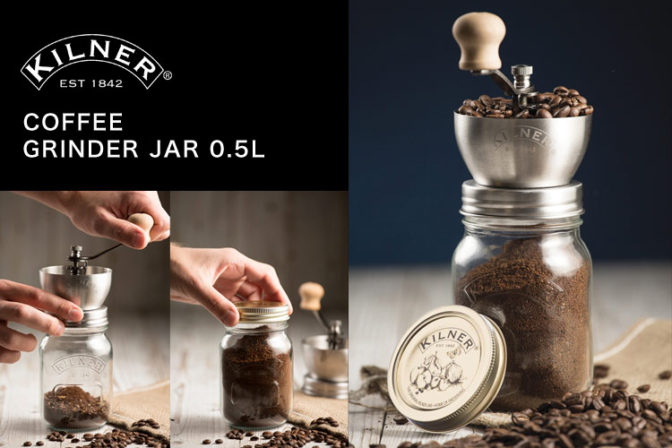 kilner COFFEE GRINDER JAR