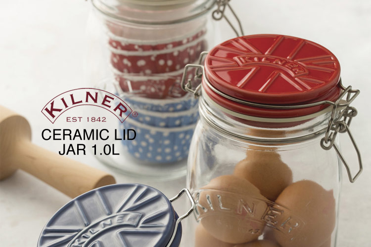 kilner CERAMIC LID JAR