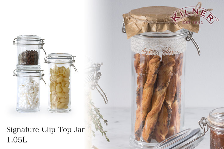 kilner SIGNATURE CLIPTOP