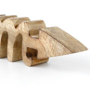 Wooden Sign 木製サイン