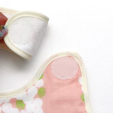 QUARTER REPORT(クォーターリポート)岡理恵子 Baby Gift Set (ベビーギフトセット)【しずく】スタイ・ブルマパンツ・ヘアバンド