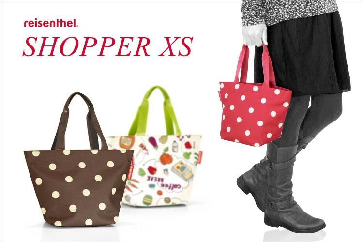 sixem shop rakuten global market risen tar reisenthel shopper xs mini tote bag small size. Black Bedroom Furniture Sets. Home Design Ideas