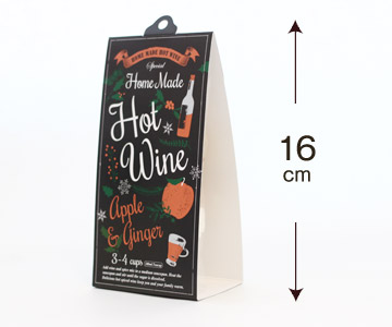 スペシャルホットワイン detail