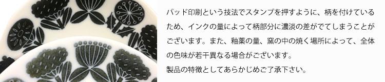 松尾ミユキ 陶器 ご注意