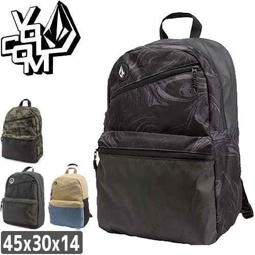 2ea8dc9c61a4 商品名, 【ボルコム VOLCOM バックパック】ACADEMY BACKPACK【リュック】NO42