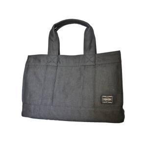 スモーキー・トートバッグ(小)・ブラック(592-06577)