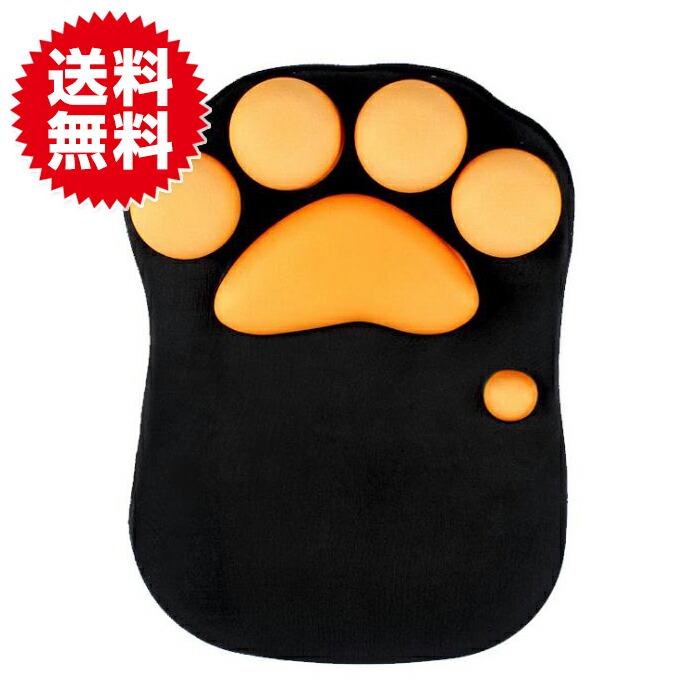 ネコさん 肉球 マウスパッド