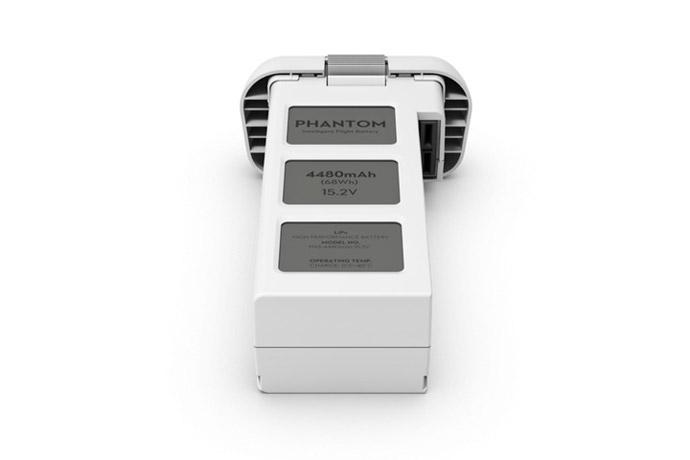 Phantom 3 専用バッテリー (15.2V/4480mAh)