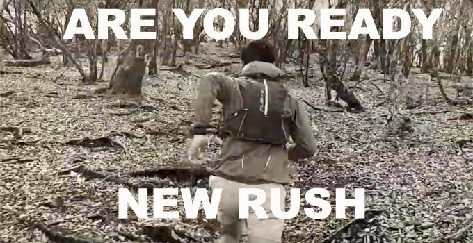 説明:NEW RUSH SERIES