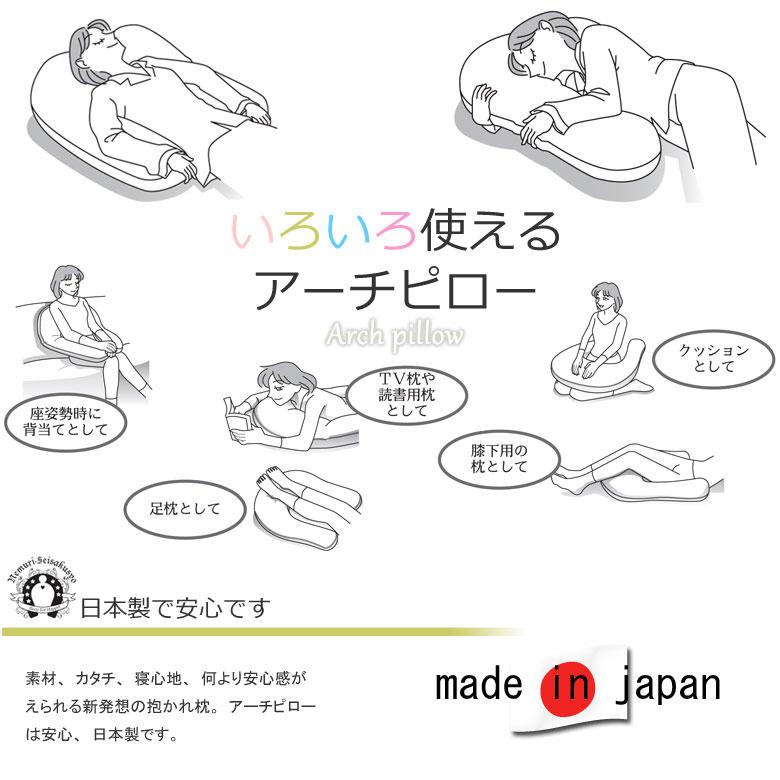 日本製まくら